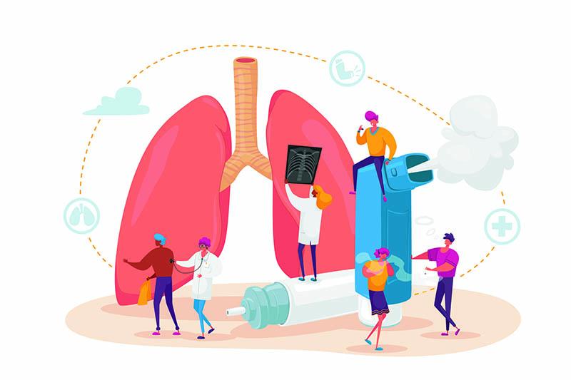 慢性支氣管炎治療方式介紹